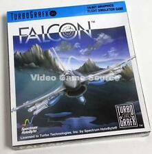 NEC TURBO GRAFX 16 CARTRIDGE ### FALCON F-16 ### PC ENGINE *NEUWARE / BRAND NEW!