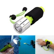 Underwater 1800LM XM-L T6 LED Diving Flashlight Torch Lamp Waterproof Light 50M