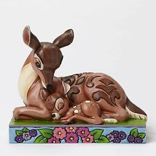 Enesco Disney Traditions Jim Shore – Bambi With Mother Figurine 4049640