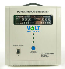 Off Grid Pure Sine Wave Inverter Charger Sinus Pro 3000E 48V /230V  AVR UPS