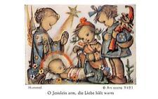 """MINIATUR Fleißbildchen Heiligenbild Gebetbild Hummel"""" Holycard Ars sacra"""" H1420"""""""