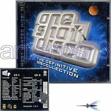 ONE SHOT DISCO VOLUME 1 RARO DOPPIO CD 1999 - FUORI CATALOGO