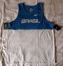 Nike Rio 2016 Olympics Team Brasil Men's Tank jersey (801188 100), Size XL, BNWT
