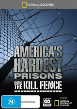 National Geographic: America's Hardest Prisons - Kill Fence DVD NEW