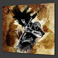 "DAVE GROHL ICONIC MUSIC PREMIUM QUALITY CANVAS PRINT 12""x12"""" FREE UK POSTAGE"