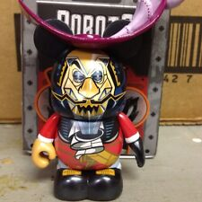 "Captain Hook Bot w hat from Peter Pan 3"" Vinylmation Robots Series #4 Villains"