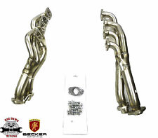 Becker Header Exhaust Fits 1995 To 2001 BMW 740iL M60B40/ M62B44