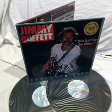 2LP – JIMMY BUFFETT / YOU HAD TO BE THERE / NM