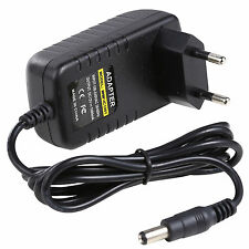 Style EU Plug AC Power Adaptor Adapter 100-240VAC 50/60Hz To DC12V 1000mA