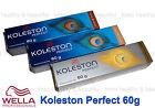 Wella Koleston Perfect PURE NATURALS permanent colour creme 60g x1