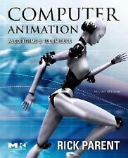 The Morgan Kaufmann Series in Computer Graphics: Computer Animation :...