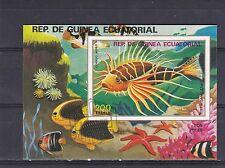 Guinea Ecuatorial 1975 - Vissen/Fish/Fische