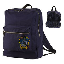 Universal Studios Harry Potter Crest Ravenclaw Backpack New With Tags