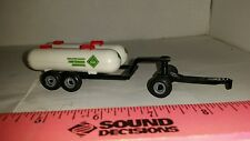 1/64 ertl custom farm toy dual anhydrous tanks bottles on black gear free ship!