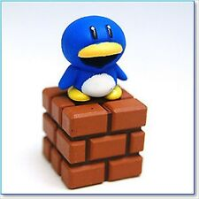 Furuta Wii 2 Super New Mario Bros Egg Penguin & Block