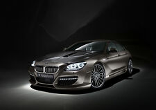 BMW M6 TUNING NEW A3 CANVAS GICLEE ART PRINT POSTER