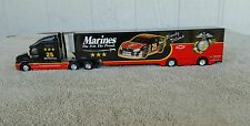 HOT WHEELS *MARINES THE FEW THE PROUD* #25 RANDY TOLSMA TEAM RACING TRANSPORTER