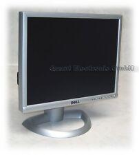 19' tft LCD Dell ultrasharp 1901fp 600:1 vga DVI usb pivot Argent