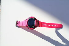 CASIO TOUGH SOLAR 3271 W-S220 EA 205A226C DIGITAL PINK BLACK WRIST WATCH 7930