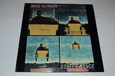 Mike Klinger~Street Dance~Match Box Records PROMO~Portland, OR~FAST SHIPPING