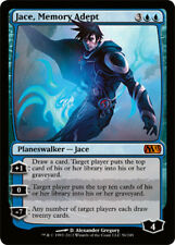 MTG Jace, Memory Adept, Light Play, English, Magic 2013 (M13) X1