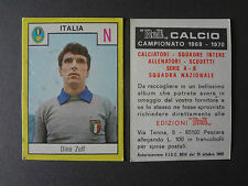 FIGURINA CALCIATORI RELI STICKERS ZOFF ITALIA 1969-70 (NO PANINI) NEW-FIO