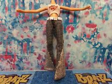 BRATZ FACTZ ROCK ANGELZ DIAMONDZ COUTURE FASHION ENSEMBLE