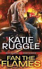 Search and Rescue: Fan the Flames 2 by Katie Ruggle (2016, Pap (FREE 2DAY SHIP)