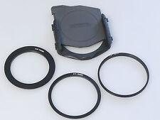 (PRL) COKIN LOTTO PORTAFILTRI SERIE P ANELLI 67 77 82 mm RING FILTER ADAPTOR CAP