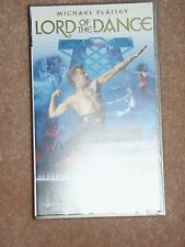 Michael Flatley Lord of the Dance VHS Video