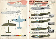 Print Scale 1/48 Aces of the Legion Condor Part 4 # 48121