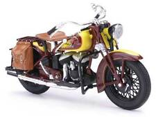 Indian Chief Diecast Model Motorcycle 42113