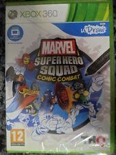 Marvel Super Hero Squad Comic Combat Nuevo precintado Xbox 360 Acción PAL España