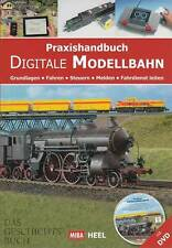 Praxis-Handbuch Digitale Modellbahn Grundlagen-Fahren-Steuern NEU Ratgeber/Buch