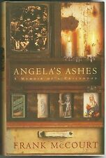 Angela's Ashes - Frank McCourt - British first edition