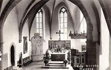 AK Waldeck evangelische Kirche Altar