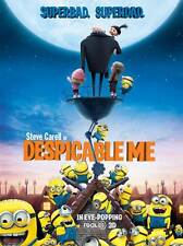 """""""DESPICABLE ME"""" Movie Poster [Licensed-NEW-USA] 27x40"""" Theater Size (2010)"""