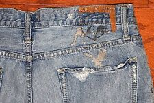 American Eagle - BOOT CUT Blue Jeans - Men Size 32 x 32 - Excellent Condition!!
