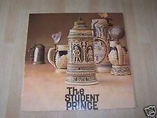 THE STUDENT PRINCE -SINFONIA OF LONDON/LINDEN SINGER LP