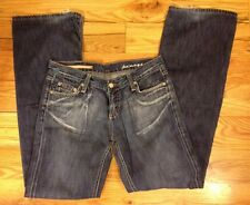 Men's JEAN PAUL DA'MAGE 2 Ring Denim Blue Jeans Size 27 (15 X 32) Boot Cut Soft