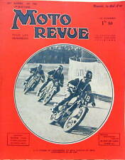 1938 MOTO REVUE  A TRAVERS LES BALKANS LES FOURCHES TOUR DE FRANCE RADIOR