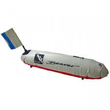 SURFACE MARKER BUOY divers SMB spearfishing buoy marker, Torpedo Shape NEW