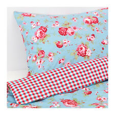 Cath Kidston for IKEA Rosali Double Duvet Cover & 4P/C ( Blue )