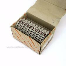 10 x Weidmuller ZSI 2.5/2/LD 120AC Z-series, Fuse Terminal with LED 1616490000