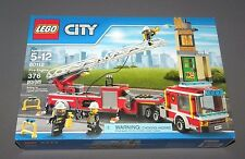 LEGO Fire Engine CITY Set 60112 Truck NEW Sealed