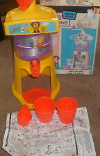The Simpsons Squishee Maker Toy Complete