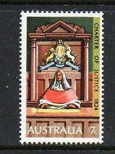 AUSTRALIA MNH 1974 SG568 150TH ANV OF AUSTRALIA'S THIRD CHARTER OF JUSTICE