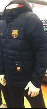 Nike FCB Barcelona 500 Fill Down Jacket Blue-Red  S [823031-451]