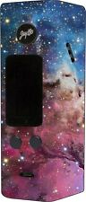 Skin Wrap for Wismec Reuleaux RX200S RX TC Mod Decal Vinyl Vape Sticker -Nebula