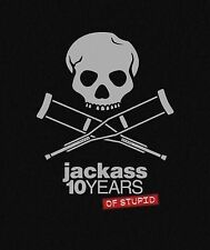 Jackass 10th Anniversary Photo Book, Sean  Cliver, Good, Hardcover